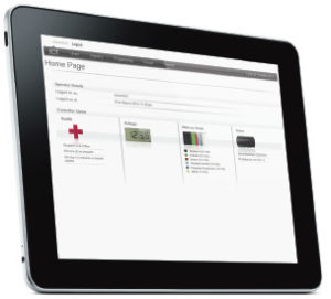 web based security access control software ipad android