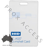 HID 2080 iCLASS Clamshell Card Tag Image