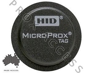 HID MICROPROX TAG ADHESIVE DISC Image